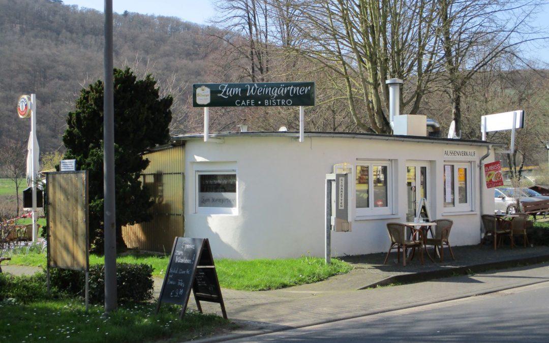 """Café-Bistro-Bar """"Zum Weingärtner"""""""