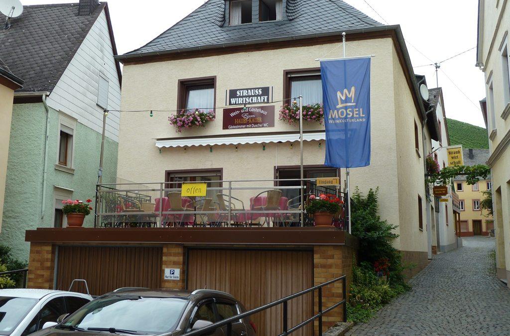 Wein- und Gästehaus Haubs-Kauer