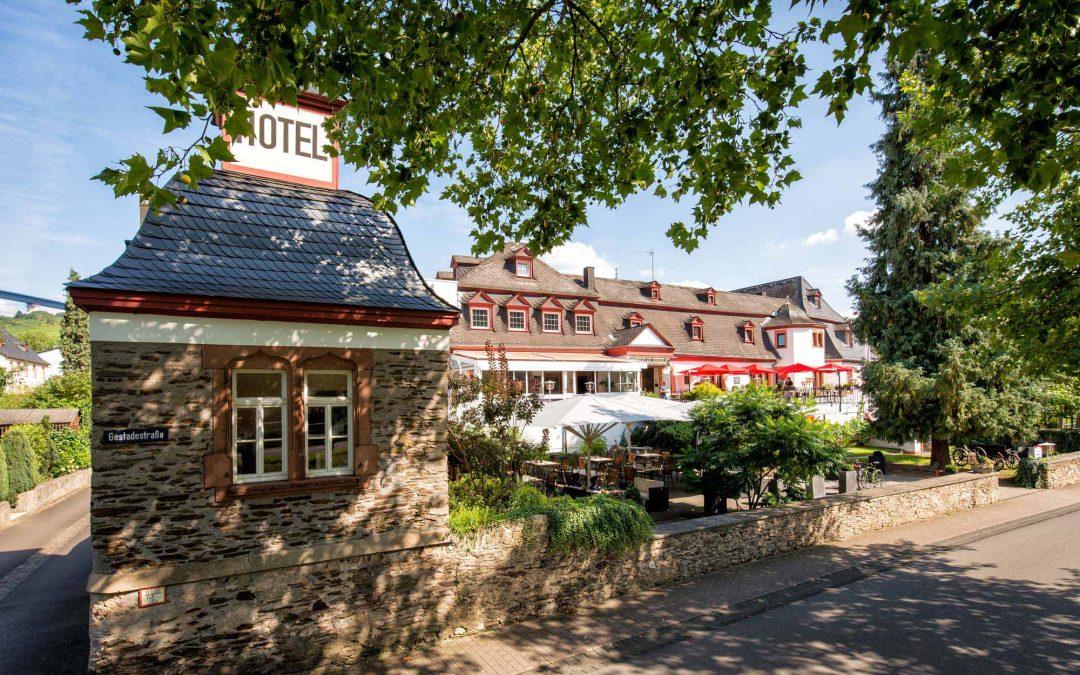 Fahrradverleih im Hotel Deutschherrenhof
