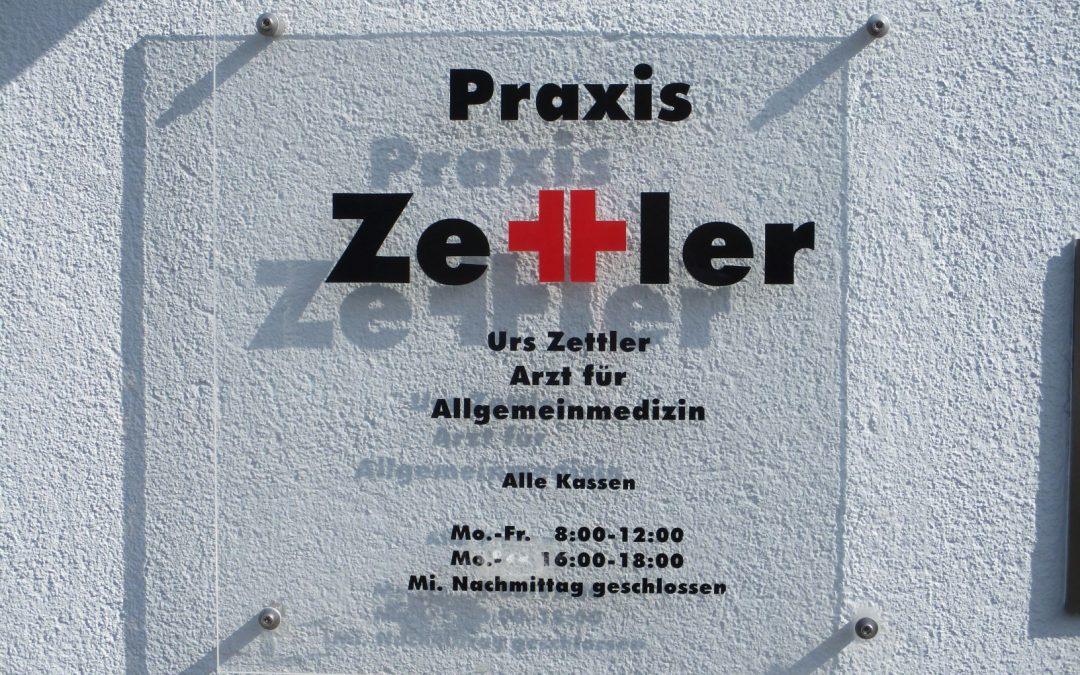 Arztpraxis Zettler